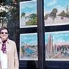 Panoramic Postcard Installation, Kansas City