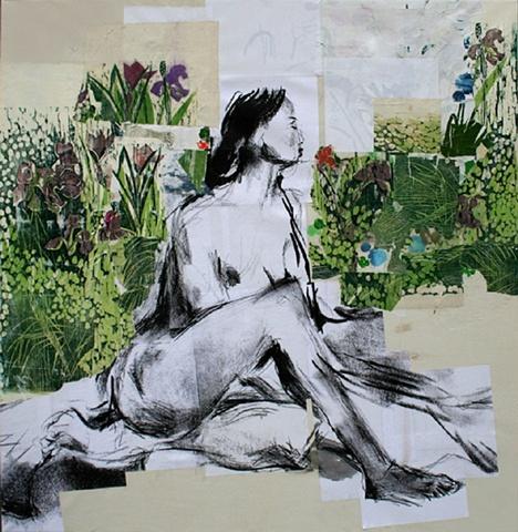 Figure & Irises