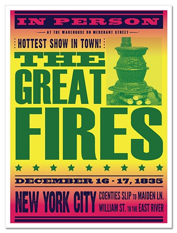 The Great Fires : New York