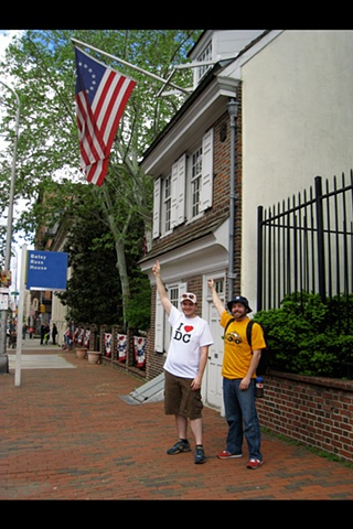 Society of Friends : Betsy Ross House