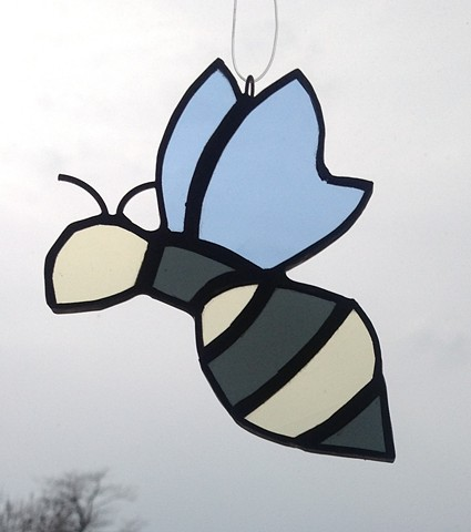 Bee sun catcher