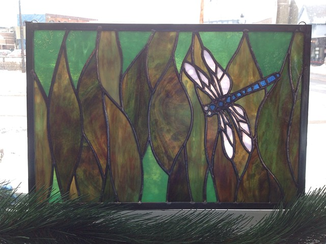 Dragonfly panel