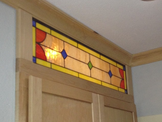 Kitchen cabinet panel 1