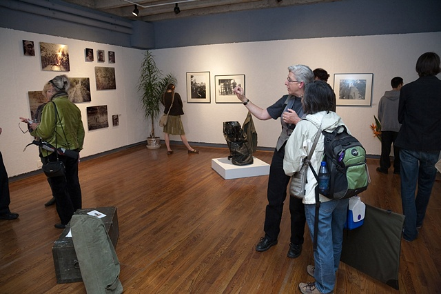 Gallery visitors 2010