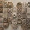 spiral tile sketch #1 (detail)