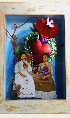 one heart two fridas
