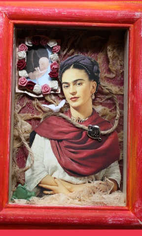 Frida and baby