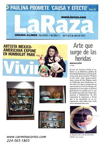 La Raza newspaper