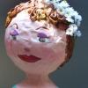 Paper Mahe doll