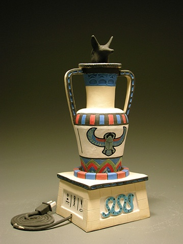 Egyptian Blender  Fantasy Appliance Project