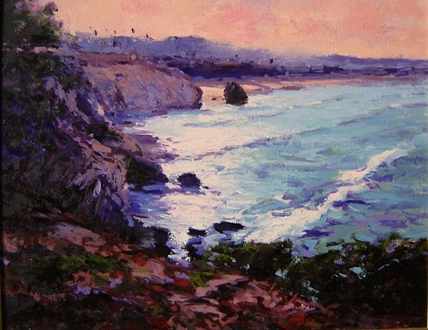 Sunrise on Pismo Beach SOLD