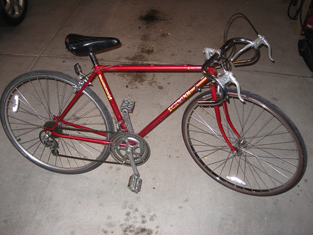 Schwinn-Sprint-road bike