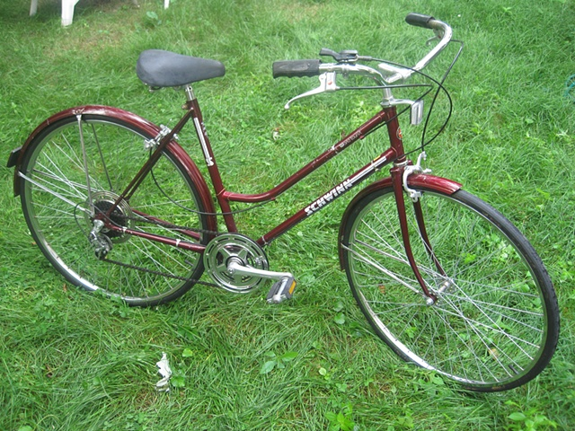 Schwinn-World Tourist-5 speed