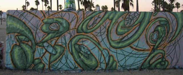 Venice Beach, California.