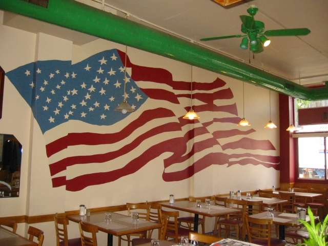 Bellas Flag, Chicago, Ill.