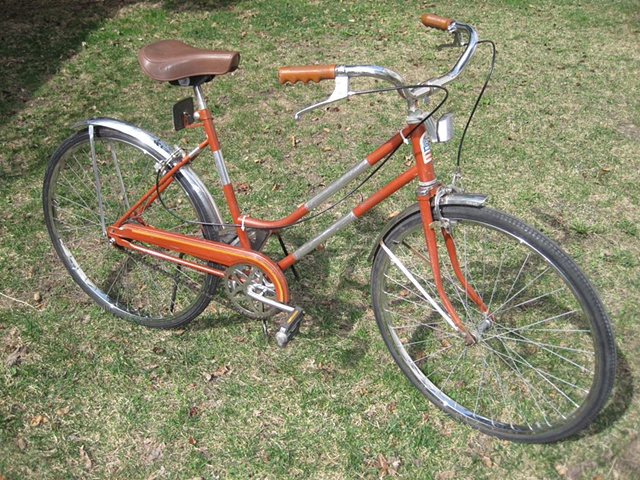 Huffy-Single speed