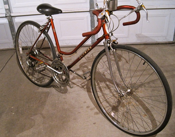 Schwinn-Continental-womens road bike