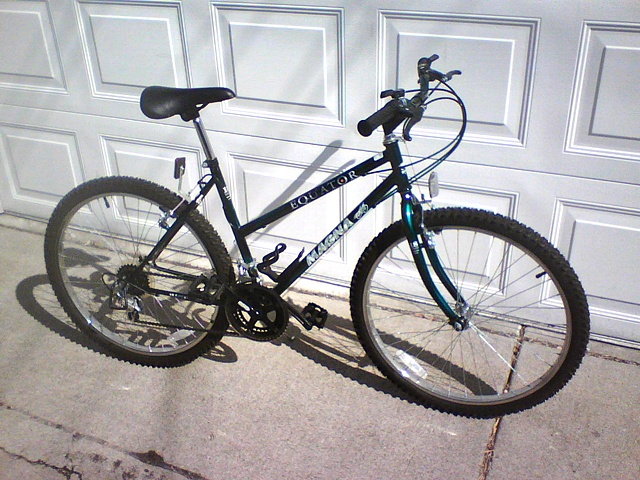 Mountain bike-Magna-Equator-18 Speed