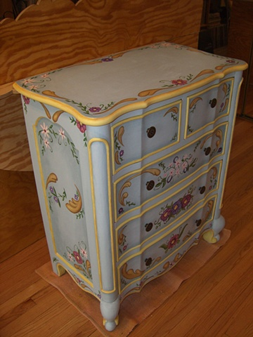 Chest of Drawers - 1