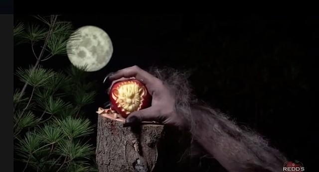 Redd's Apple Ale Halloween Spot