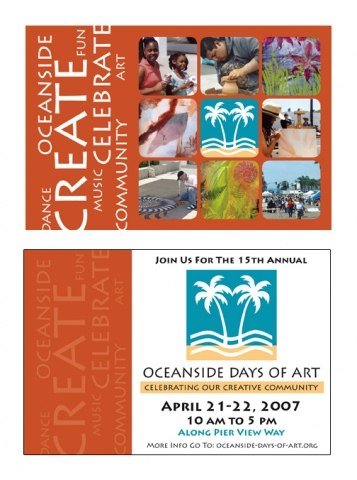 2007 Oceanside Days Of Art