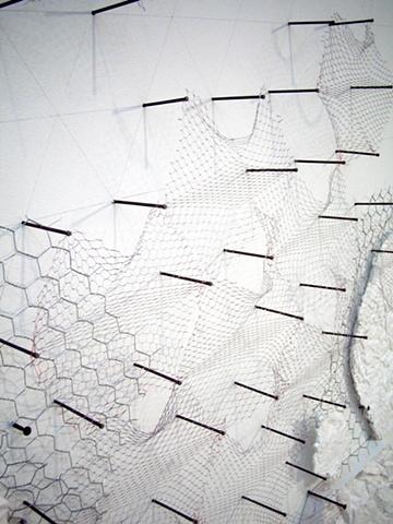 netting detail