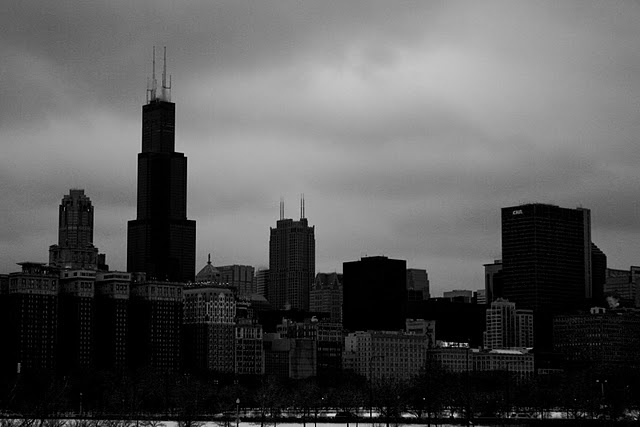 Chicago Skyline 1 of 8