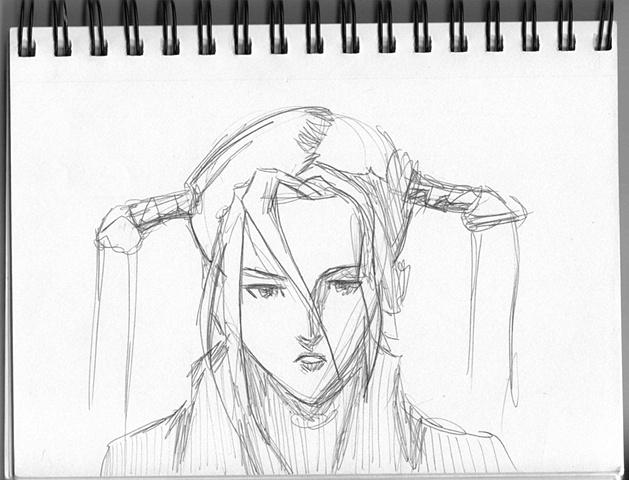 Witch Hunter Robin Study