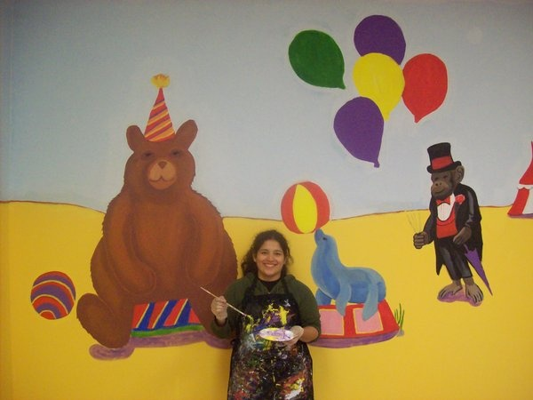 Kids Carnival Party Room3