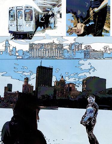 Chicago Art Jazmin Giron