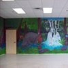 Kids Jungle Party Room 2