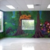 Kids Jungle Party Room 1