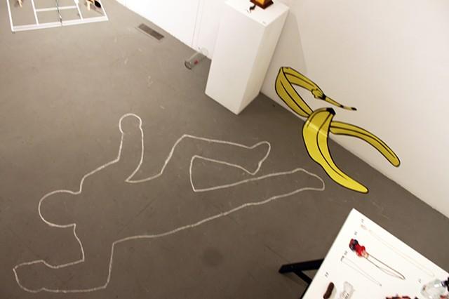 Joke #44: Crime Scene