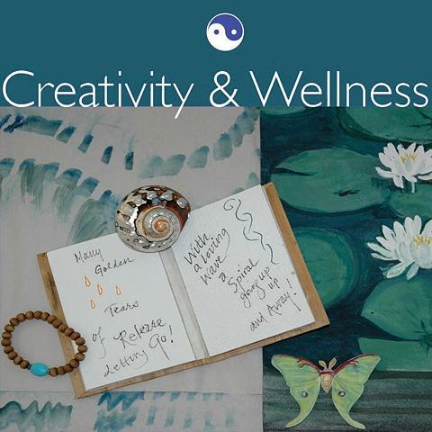 Creativity & Wellness Webpage