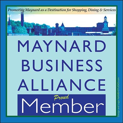 Maynard Business Alliance Decal