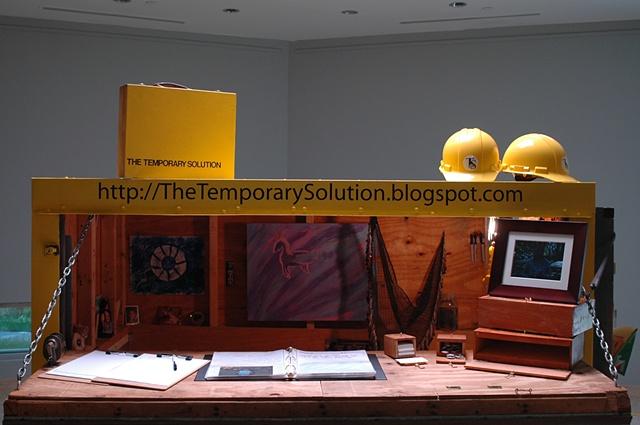 Installtion shot from the Appleton Biennial at the Appleton Museum in Ocala, Florida