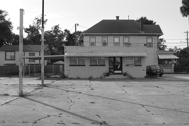Empty Car Lot #1