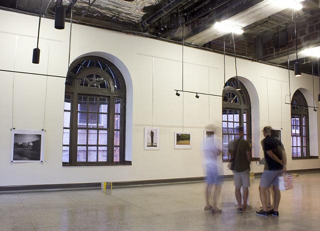Installation shot #2 from The Carling Ballroom, September 2012