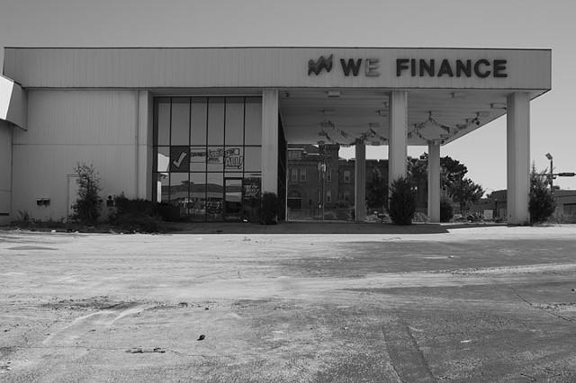 We Finance...