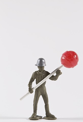 Soldier with Cherry