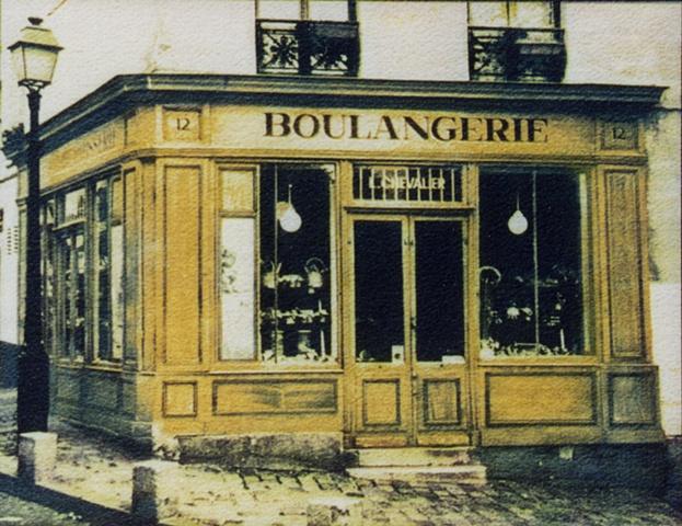 Boulangerie, MontMartre - Paris