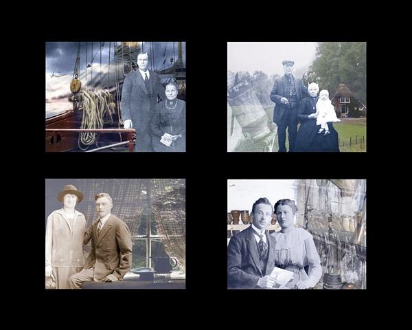 Ancestors Heerschop - Bogaard