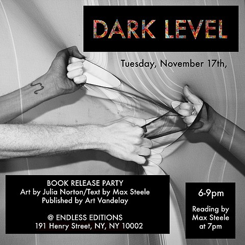 DARK LEVEL Book Release