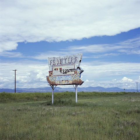 Frontier Drive-In - Ansel, CO
