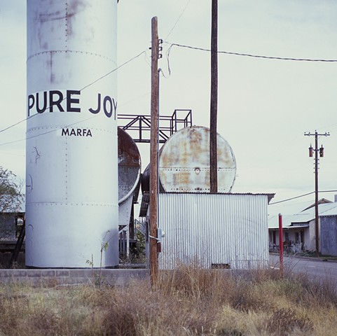 Pure Joy - Marfa, TX