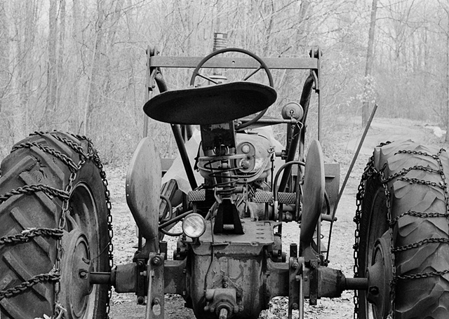 Dad's Tractor