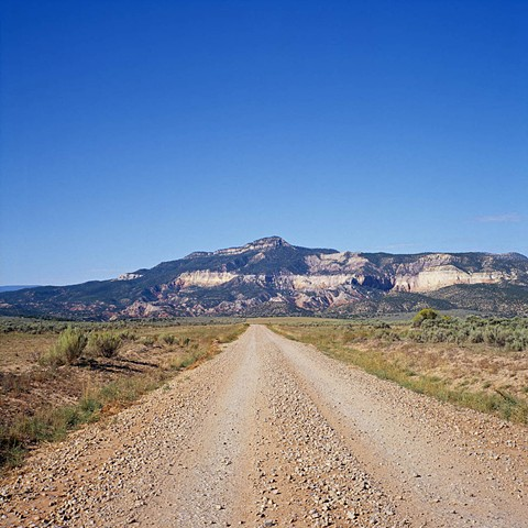 The Road to Happiness - Abiquiu, NM