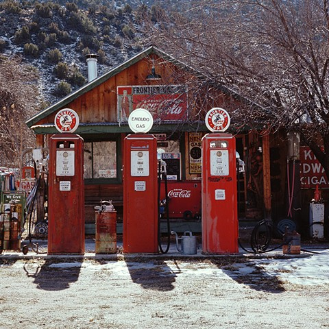Embudo Station - Embudo, NM