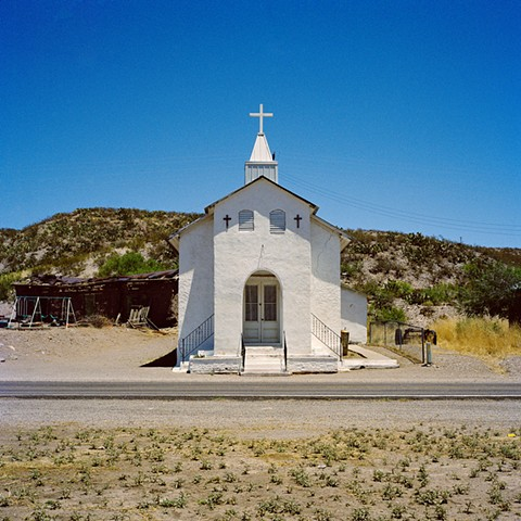 Church - Cuchillo, NM