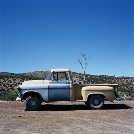 Bill's Truck - Madrid, NM